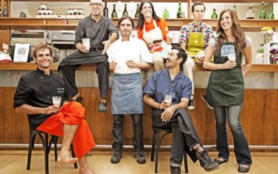 Chefs crudívoros: estas son las estrellas del firmamento raw