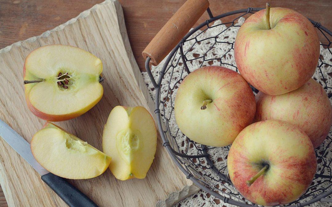 Postre de manzana