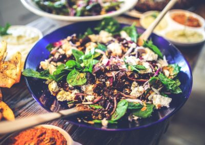 Salpicón vegetariano